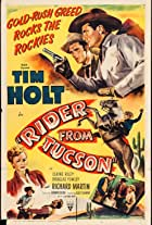 Rider from Tucson