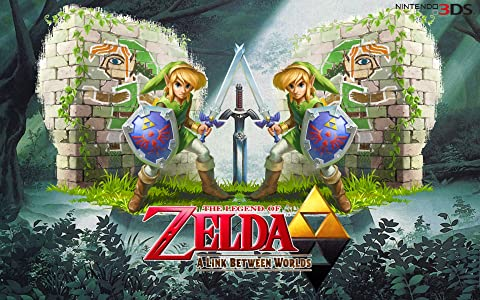 The Legend of Zelda: A Link Between Worlds download movie free