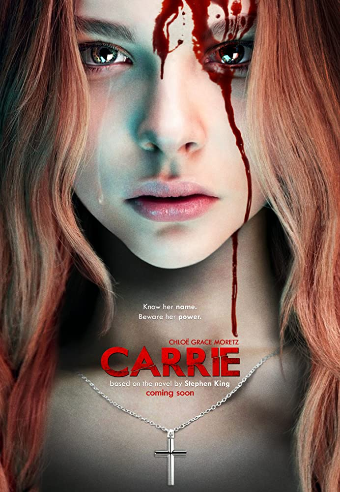 Carrie (2013) Hindi Dubbed