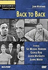 Back to Back: The Dock Brief and What Shall We Tell Caroline? Poster
