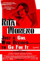Rita Moreno: Just a Girl Who Decided to Go for It (2021) Poster