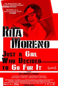 Primary photo for Rita Moreno: Just a Girl Who Decided to Go for It