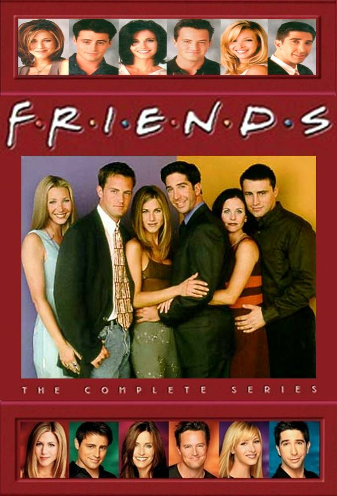 Friends S1 (1994) Subtitle Indonesia