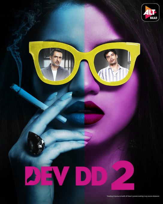 Dev DD S02 2021 Hindi ALTBalaji Original Web Series Official Trailer 1080p HDRip 55MB Download
