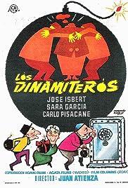 Los dinamiteros Poster