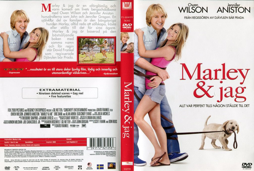 Marley Me 2008