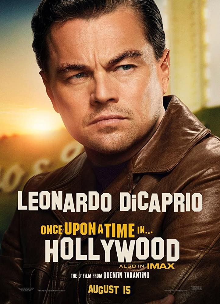 Leonardo DiCaprio in Once Upon a Time... in Hollywood (2019)