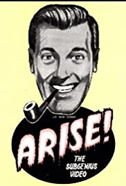 Arise! The SubGenius Video Poster