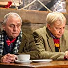 Frazer Hines and Sylvester McCoy in Perfect Strangers (2020)