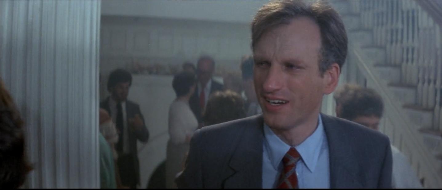 James Rebhorn in Cat's Eye (1985)