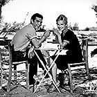 Nikos Kourkoulos and Aliki Vougiouklaki in Taxidi (1962)