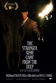 El extraño que surgió del abismo Poster
