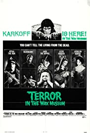 Terror in the Wax Museum Poster