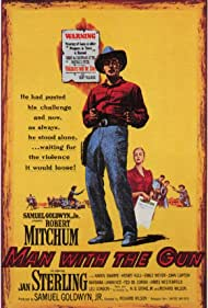 Man with the Gun (1955) Poster - Movie Forum, Cast, Reviews