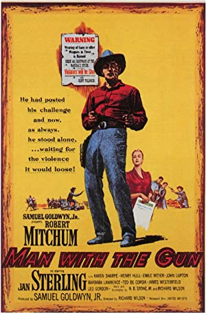 Man with the Gun (1955)