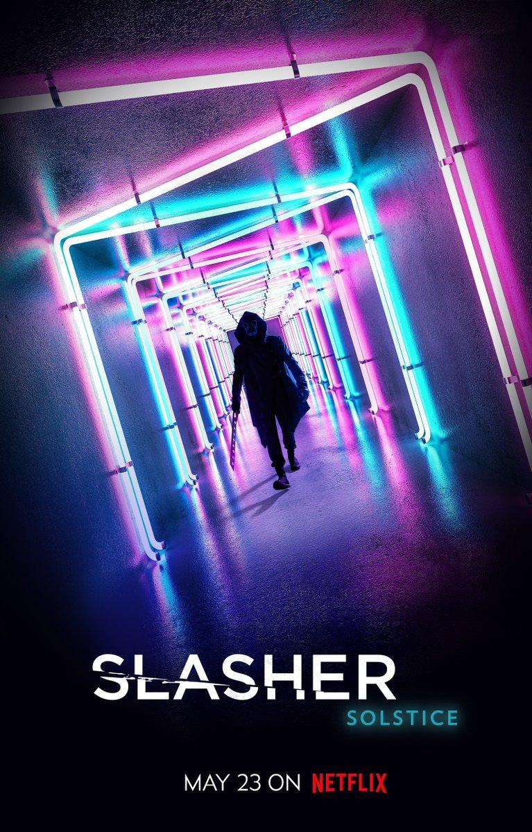 KAPOTOJAS (2 sezonas) / SLASHER