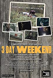 3 Day Weekend Poster