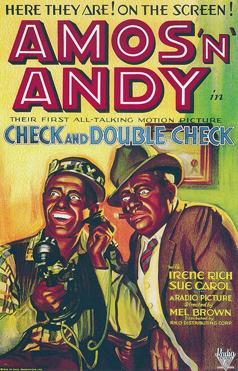 Check and Double Check (1930) - IMDb