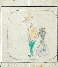 Le clown et ses chiens (1892)