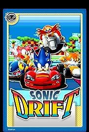 Sonic Drift Poster