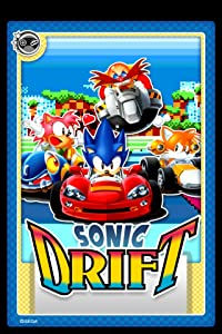 Torrents movie search for download Sonic Drift Japan [720x320]