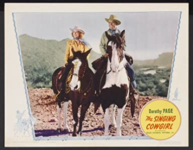 Watch free american movies The Singing Cowgirl USA [720x320]
