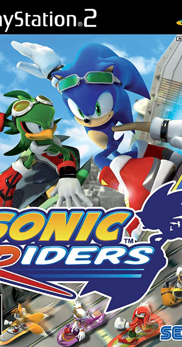 Sonic Riders Video Game 2006 Imdb