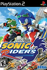 Sonic Riders Poster