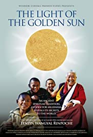 The Light of the Golden Sun Poster