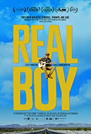 Real Boy (2016) Poster - Movie Forum, Cast, Reviews