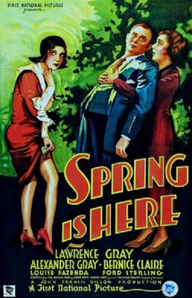 Spring Is Here (1930)