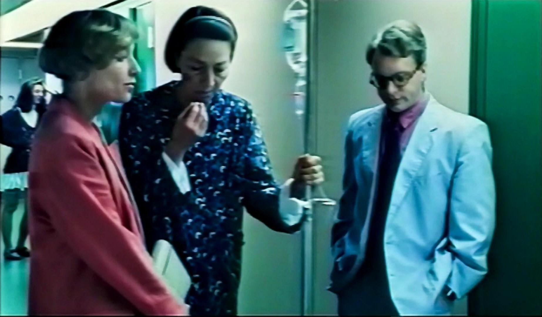 Marta Klubowicz, Reinhard Nowak, and Marianne Pardeller in Morula (1994)