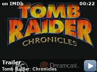 Tomb Raider Chronicles Video Game 2000 Imdb