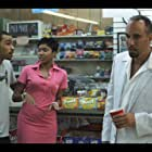 Roger Guenveur Smith, Lawrence Lamont, and Katie Matthews in CornerStore (2011)