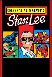 Celebrating Marvel's Stan Lee Poster