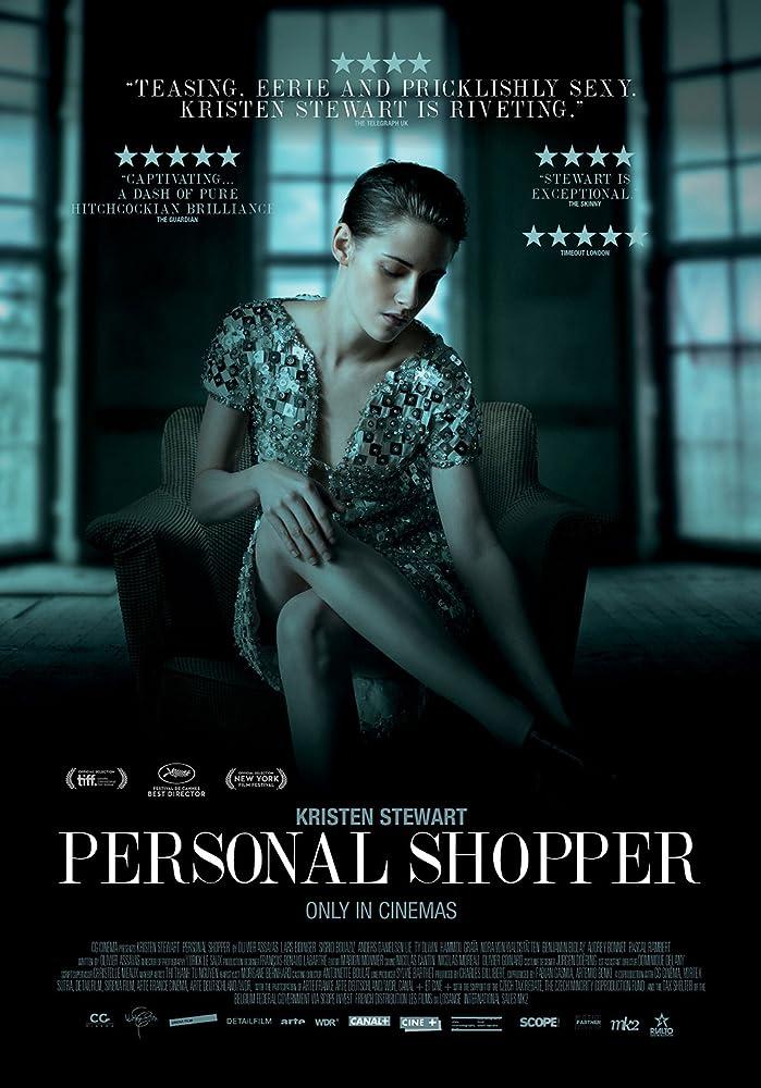 Personal Shopper (2016) Hindi Dubbed