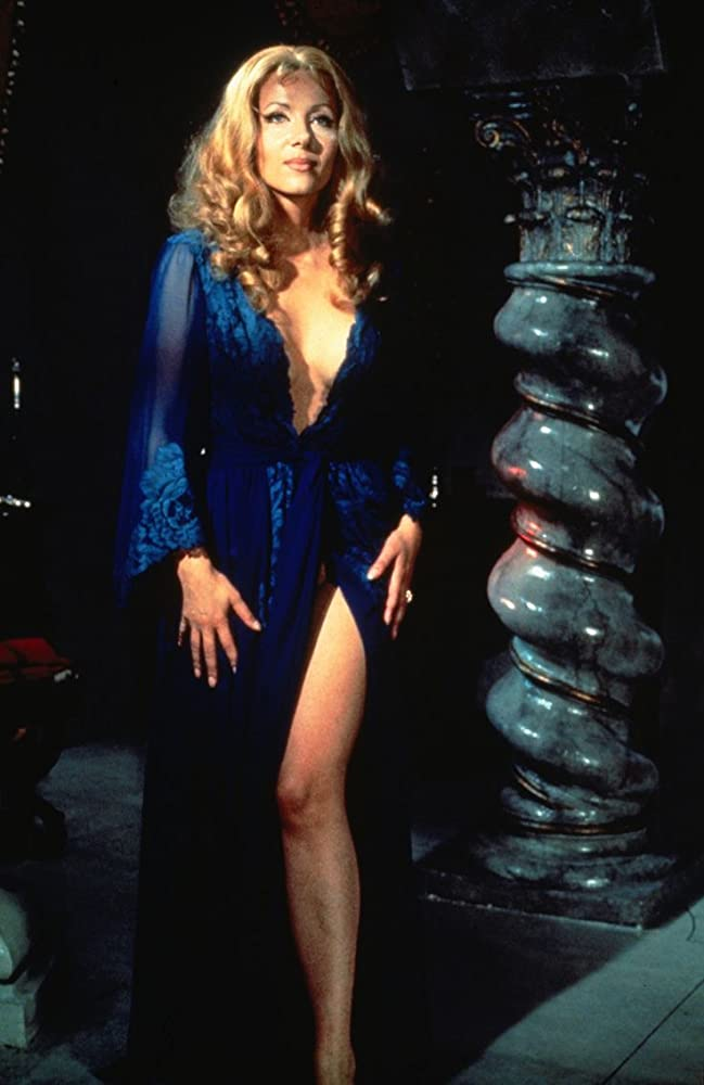 Ingrid Pitt in Countess Dracula (1971)