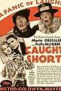 Caught Short (1930) Poster
