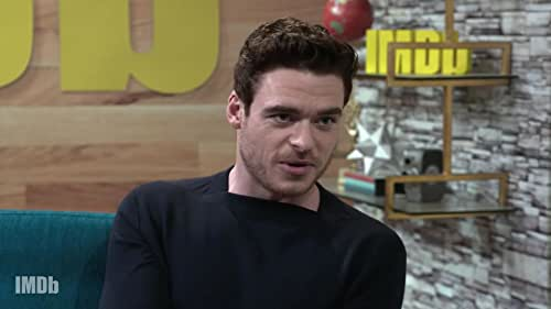 """Richard Madden on """"Bodyguard"""" and What He Swiped from the """"Game of Thrones"""" Set"""