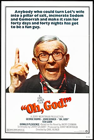 Oh, God! Poster Image