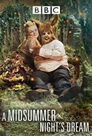 Matt Lucas and Maxine Peake in A Midsummer Night's Dream (2016)