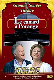 Nadine Alari and Michel Roux in Le Canard à l'orange (1995)