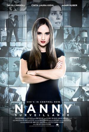 Cinta Laura Kiehl in Nanny Surveillance (2018)