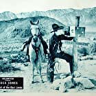 Buck Jones and Silver in Durand of the Bad Lands (1925)