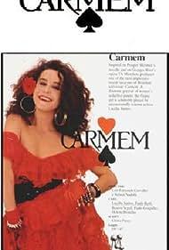 Lucélia Santos in Carmem (1987)