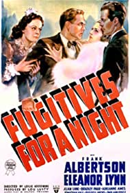 Frank Albertson, Adrienne Ames, Allan Lane, and Eleanor Lynn in Fugitives for a Night (1938)