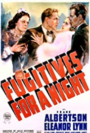 Fugitives for a Night Poster