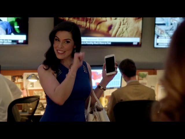 Iris Delgado in Being Mary Jane