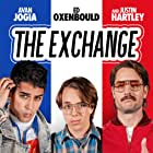 Justin Hartley, Avan Jogia, and Ed Oxenbould in The Exchange (2021)