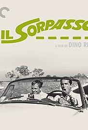 Commeddia all'italiana and Il Sorpasso Poster